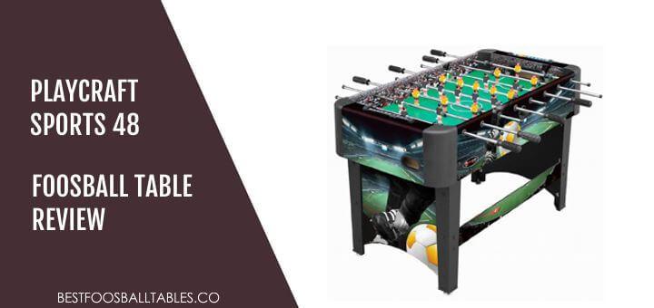 Playcraft Sport Foosball Table Review