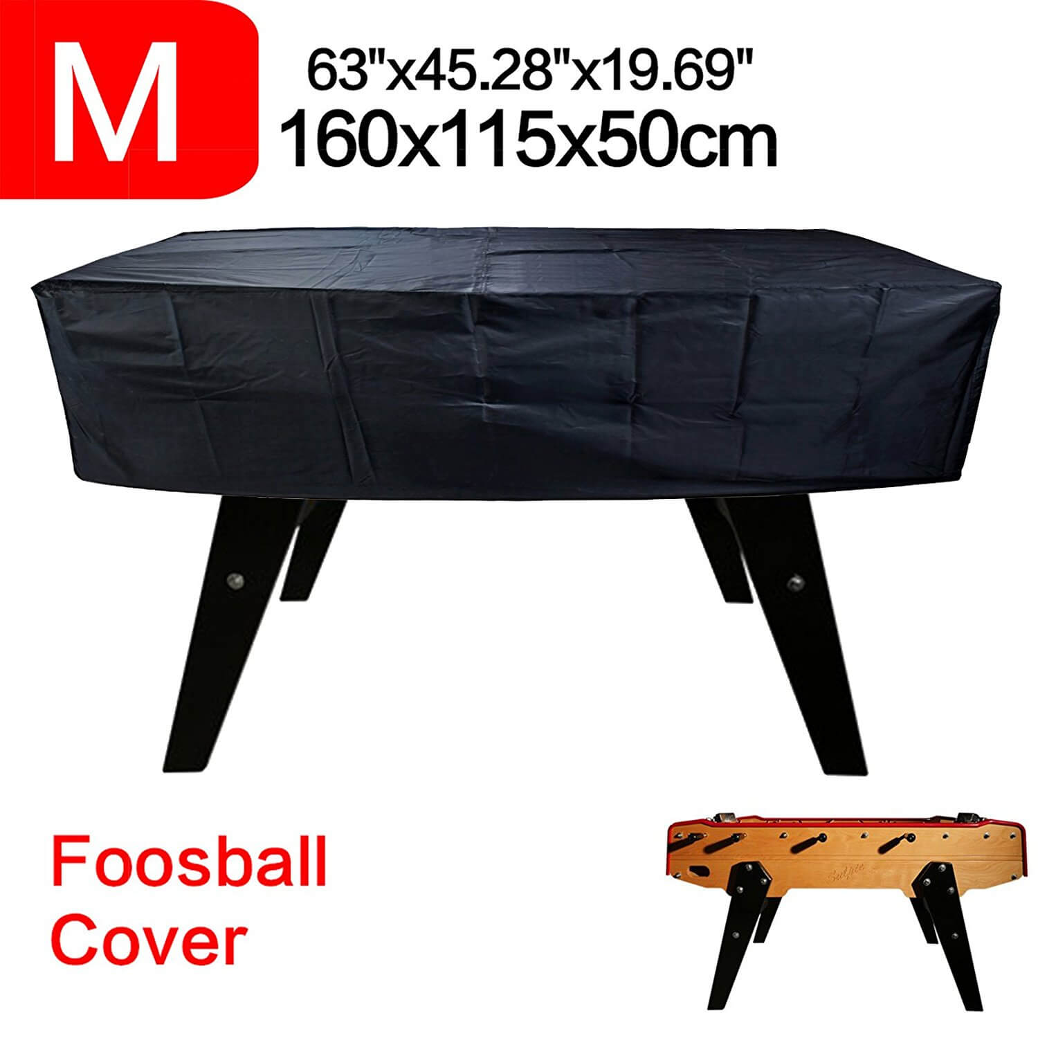 NEVERLAND Foosball Table Cover