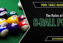 Basic Rules of Pool Games